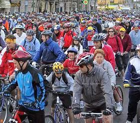 'Día del Pedal'. Foto: Blog Barrio de Urreta.