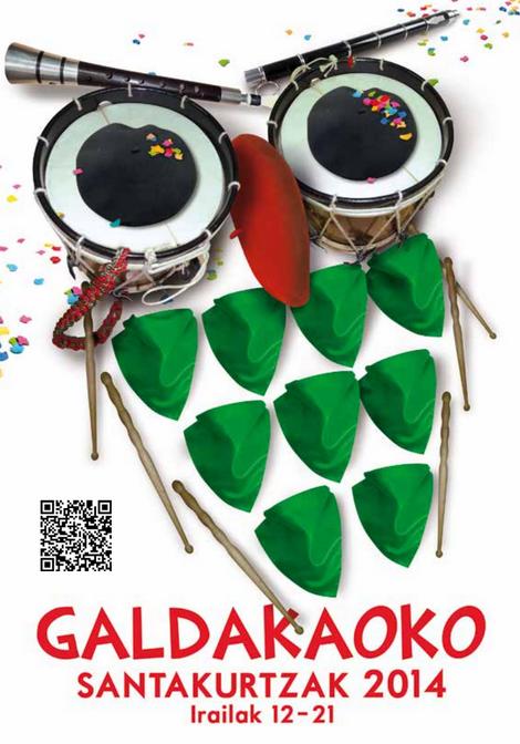 fiestas-galdakao-2014-cartel