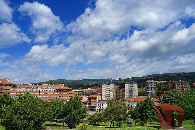 Galdakao. Foto: José Luis Cazallas.