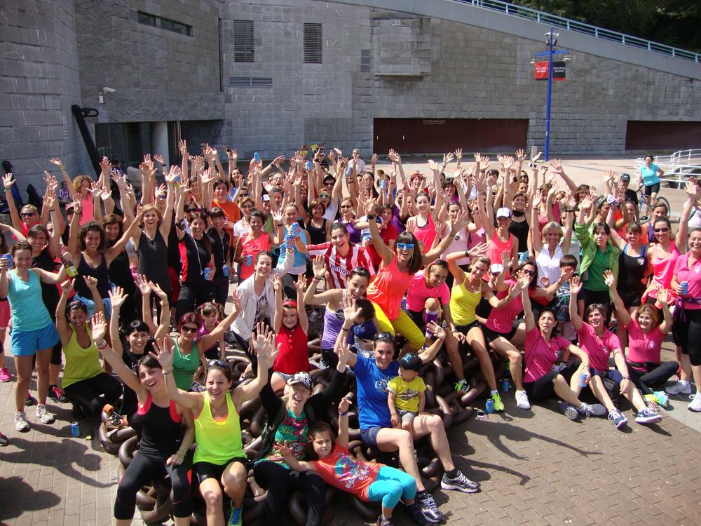 Prueba de running para mujeres- Foto: Ayuntamiento de Getxo