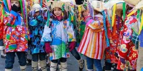 Carnaval de Getxo. Foto: Txema Vega