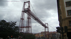 Puente Bizkaia. Foto: Mikel Goñi.