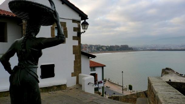 Puerto Viejo de Algorta (Getxo). Foto: Juan Luis Albaizar