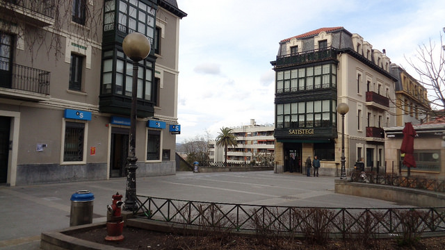 Algorta. Foto: Xabier Elguezua