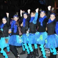 Carnaval de Romo. Imagen de archivo: Ayuntamiento de Getxo.
