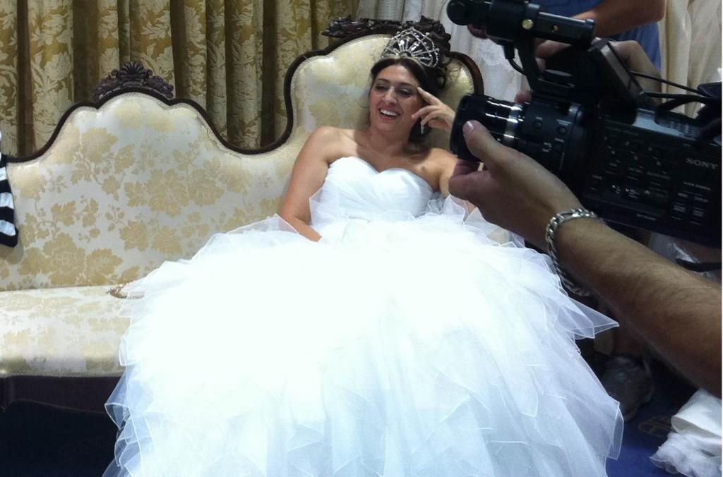 Tamar Implicada: Ana Urruitia en una boda gitana