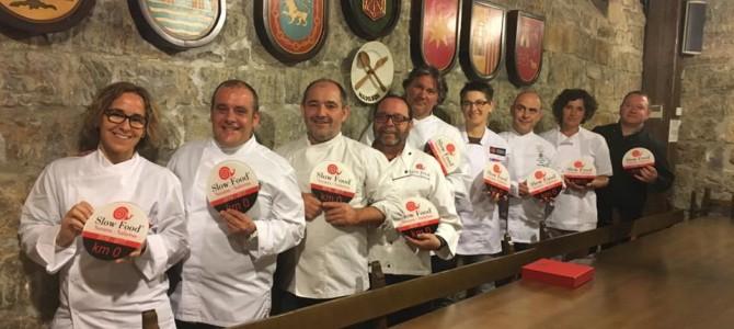 Restaurantes Km0 de Slow Food Navarra y Escuela de Ultzama en Napardi