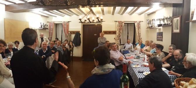 Visita de Slow Food Castelli di Jesi (Italia) a la Sociedad Zapardiel