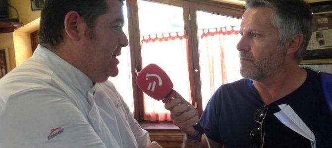 """Ruta Slow para Semana Grande de Donostia por el Restaurante """"Aratz"""" de los hermanos Zabaleta"""