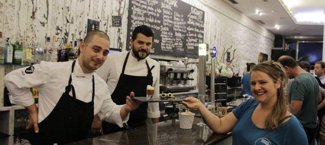 """Ruta Slow por el """"Zazpi"""" del txapeldun Paul Arrillaga en Donosti: gastronomía en miniatura"""