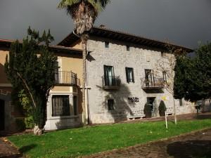 En la imagen, que firma Francisco Jesús Pereiro, la Casa Matriz del parque.