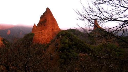 'Ruina Montium' izan zen erabilitako metodoa. Irudia: Juanma Gallego