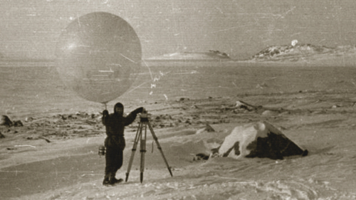Haudegen operazioa. Irudia: Wilhelm Dege-ren bilduma pribatua, via Der Spiegel