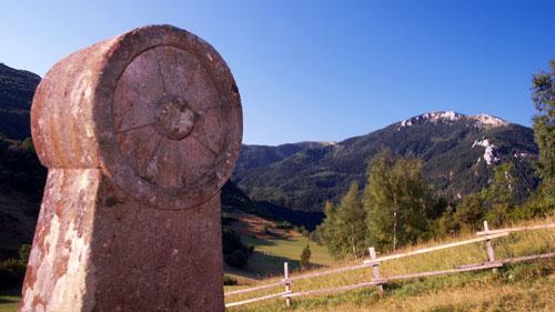 1244ean erre zituzten Montsegurreko kataroak. Irudia: Juanma Gallego