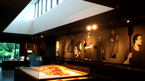 Irungo Oiasso Museoa. Irudia: Juanma Gallego
