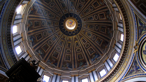 Vatikanoak sekretu ugari gordetzen ditu. Irudia: Juanma Gallego