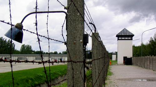 200.000 lagun inguru egon ziren Dachaun. Irudia: Juanma Gallego
