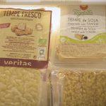 El Tempeh, una rica fuente de proteína vegetal