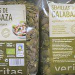 Pipas de calabaza: un snack saludable