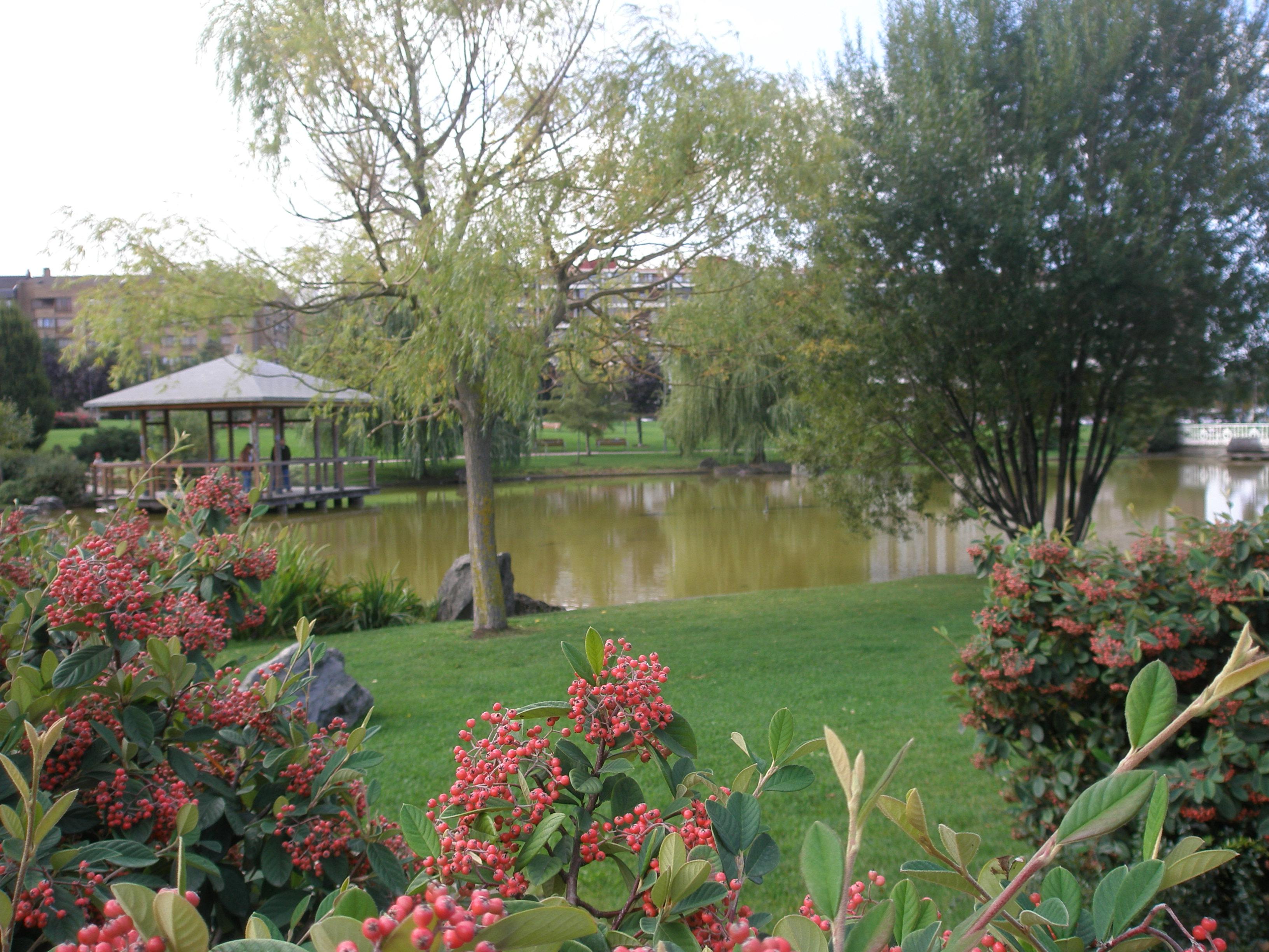 Parque de Iturrama. Foto: Wikipedia