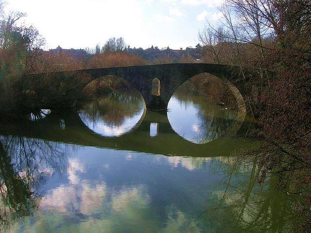 Puente de la Magdalena. Foto: Javier Legaz