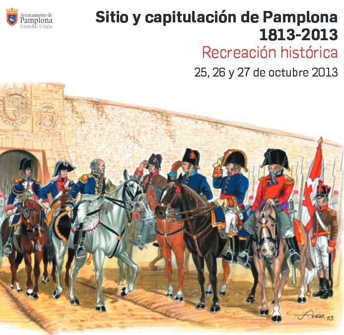 Programa del bicentenario del sitio y liberación de Pamplona.