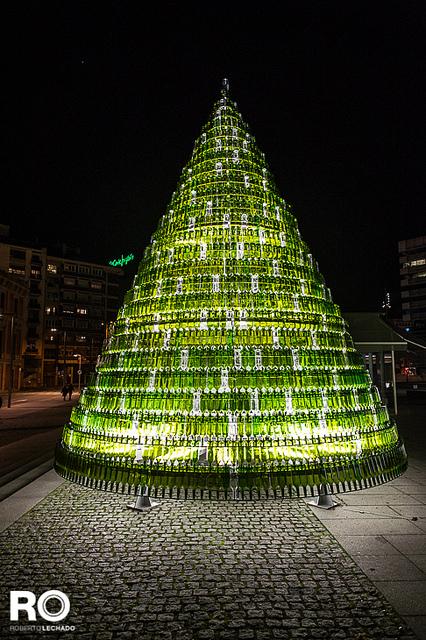 Navidad en Pamplona. Autor: Roberto Lechado