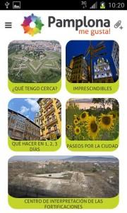 Pamplona, smart destination. Ayuntamiento de Pamplona.
