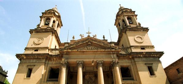 Catedral Pamplona - Ayuntamiento de Pamplona