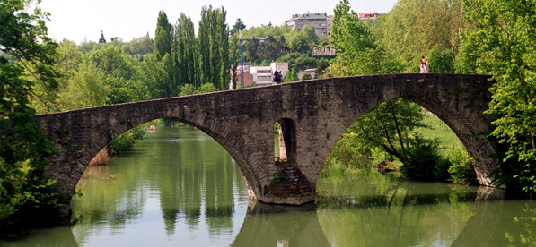 Puente Pamplona