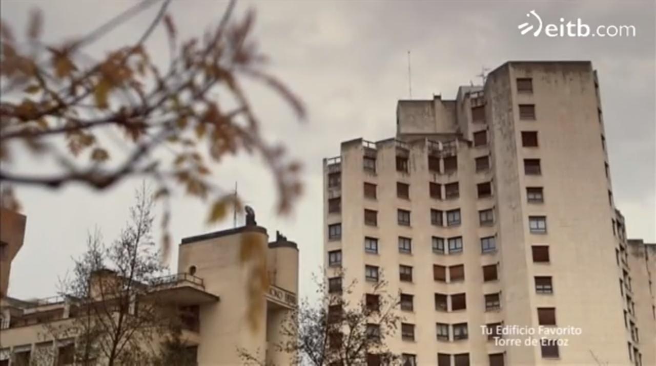 Torre Erroz - EITB