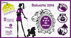 Cartel de Pamplona Stock 2014. La imagen pertenece a la web pamplonastock.es.