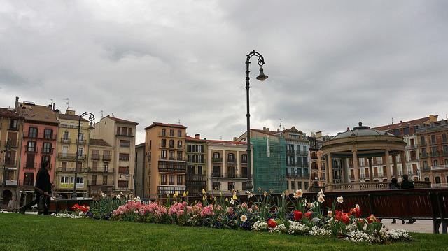 Pamplona. Autor: Nestor Martinez