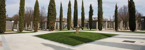 Cementerio de Pamplona. Foto: www.pamplona.es