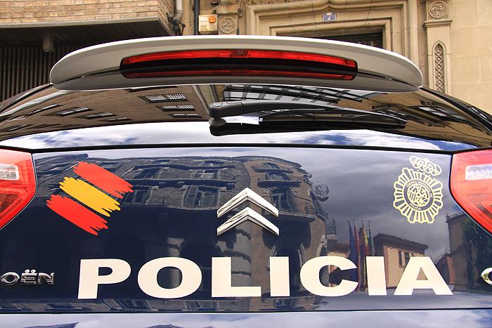 Policía Nacional de Pamplona