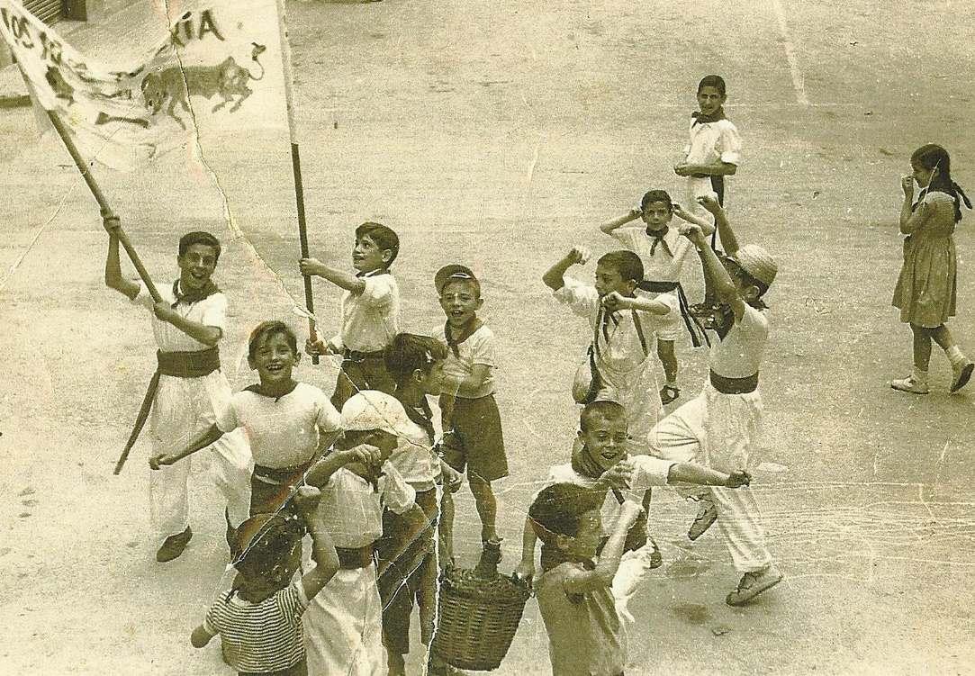 'Los 13 de Tejería'. Foto: http://tejeria13.blogspot.com.es/