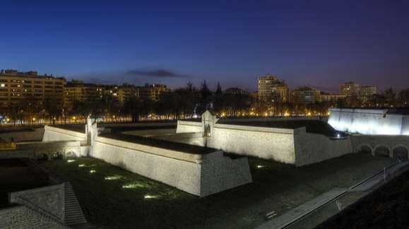 Ciudadela de Pamplona. Foto: http://www.fortiuspamplonabayonne.eu