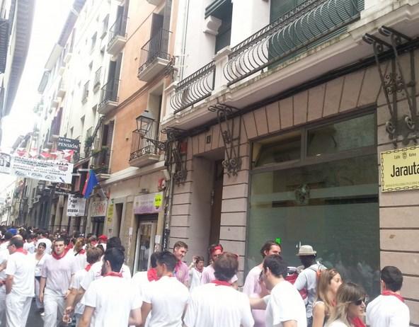 San Fermín 2015