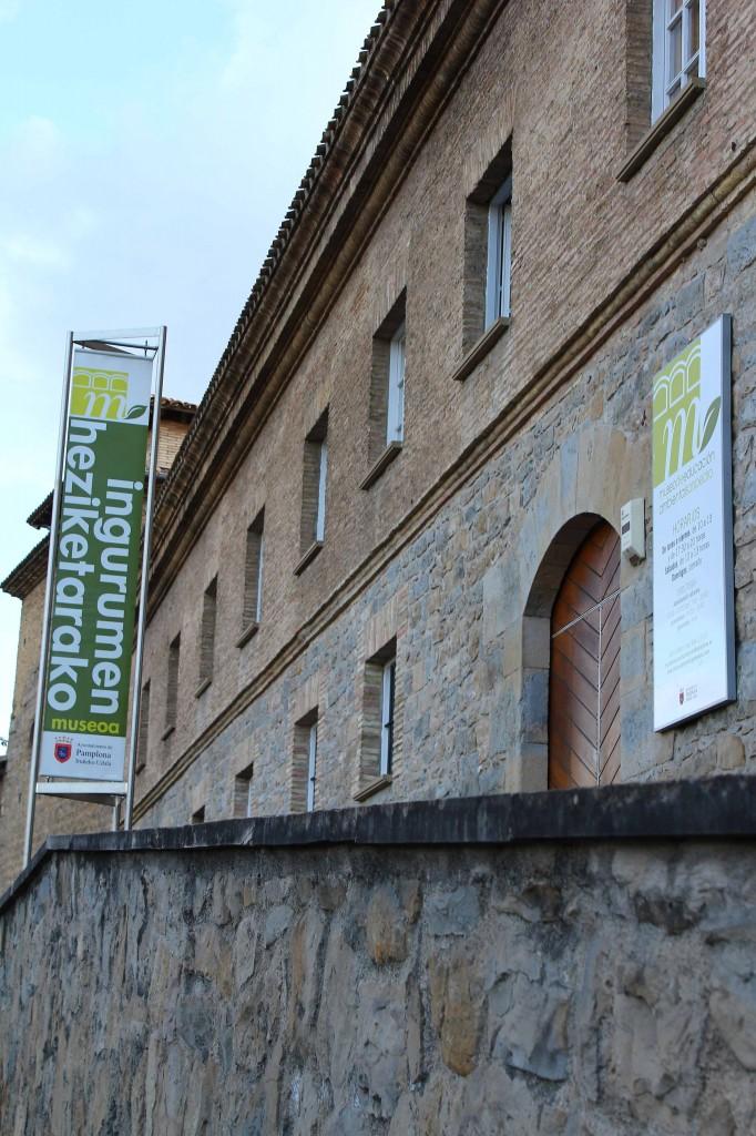 Museo de Medioambiente de Pamplona. Foto: navarra.es