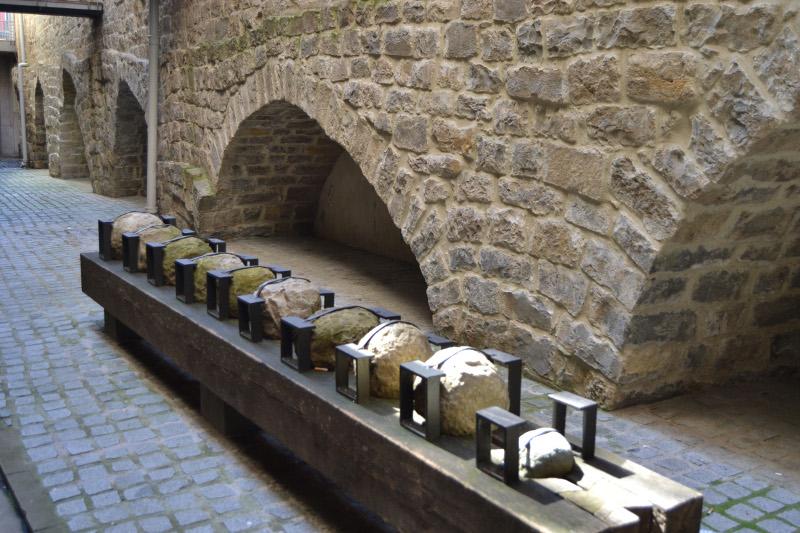 Portalapea de Pamplona. Foto: Ayuntamiento de Pamplona
