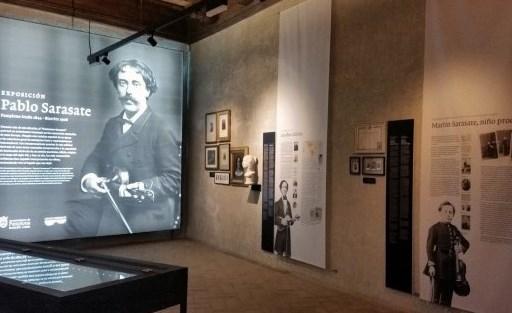 Casa Museo Pablo Sarasate. Foto: pamplonaactual.com