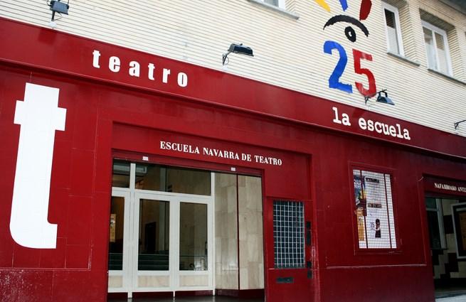 Escuela Navarra de Teatro. Foto: escueladeteatro.com