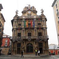 Ayuntamiento de Pamplona. Foto: Koldo del Horno