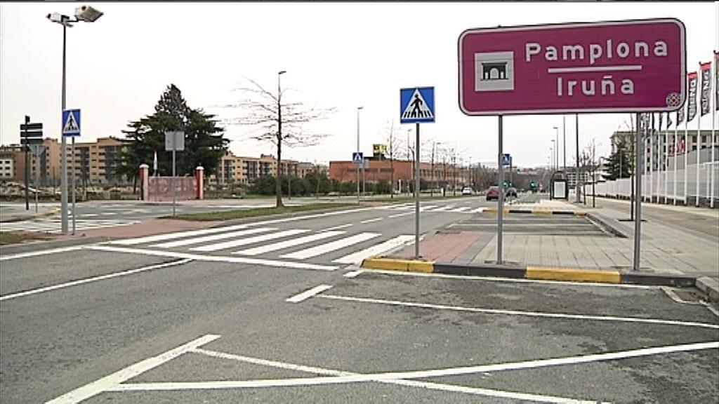 Pamplona. Imagen de archivo: EiTB