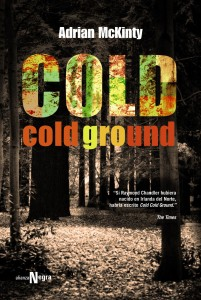 LIBRO.Cold, cold ground