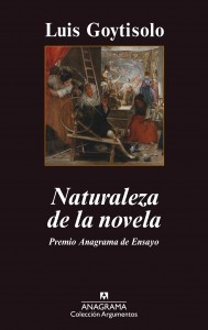 LIBRO.Naturaleza de la novela