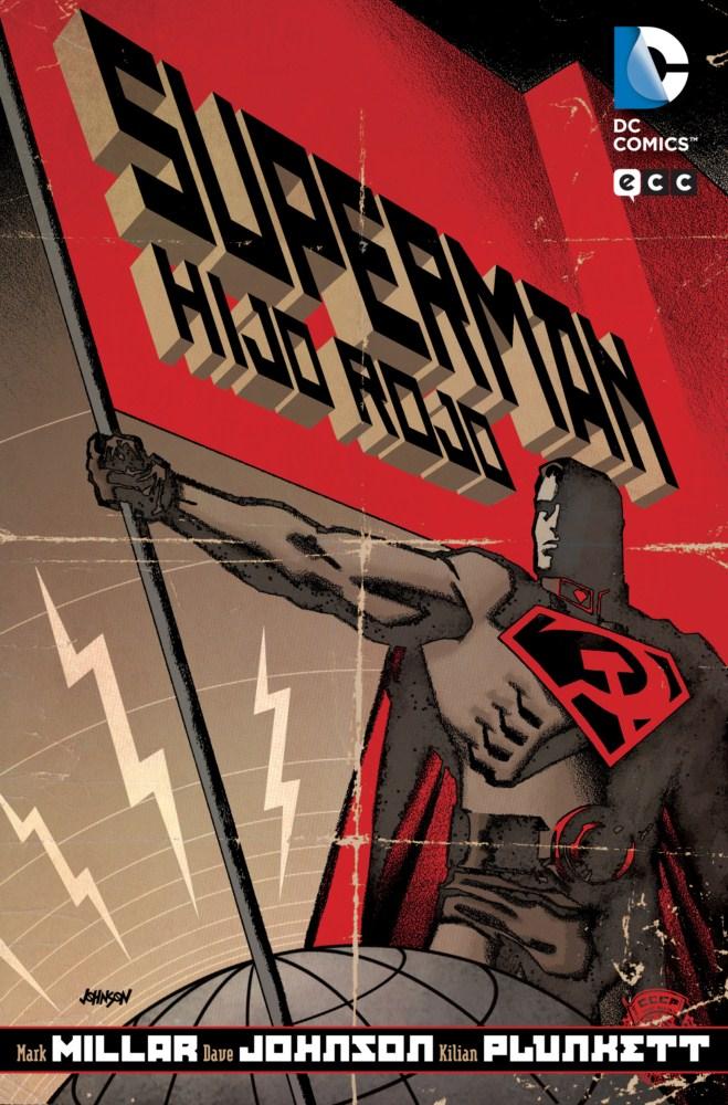 COMIC.Superman hijo rojo