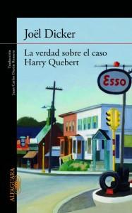 LIBRO.La verdad sobre el caso Harry Quebert