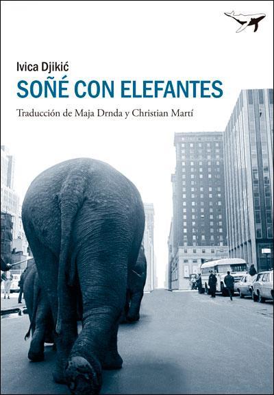 LIBRO.Soñé con elefantes