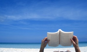 FOTO.Verano con libros